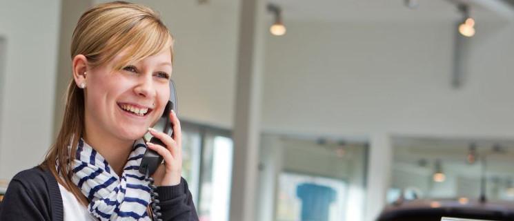 10 Tipps für ein sicheres Auftreten am Telefon