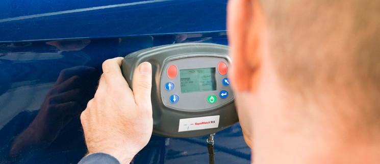 Die Ausbildung zum Fahrzeuglackierer (m/w)