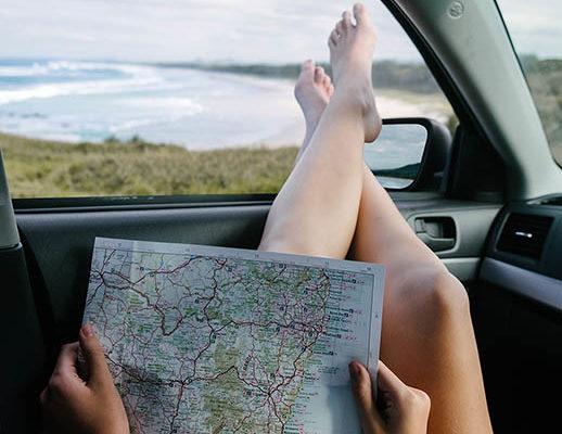 Tipps und Tricks für längere Autofahrten – Ferienzeit & keine Stauzeit?