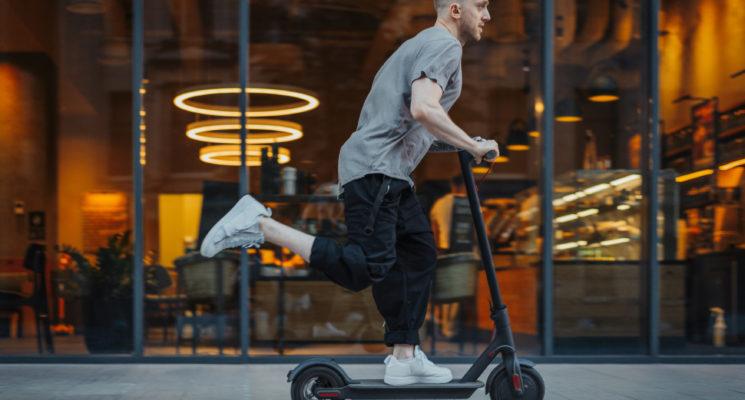 E-Scooter – Umweltfreundlich oder gefährlicher Trend?