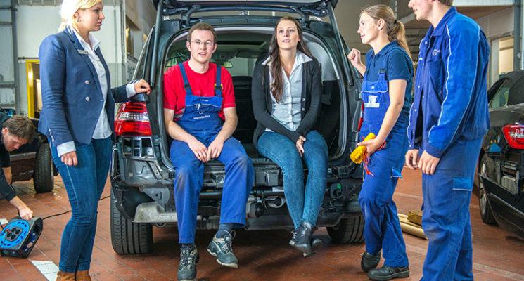 Wear what you work – Moderne und sichere Arbeitskleidung