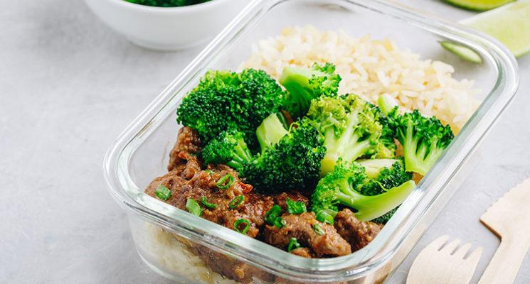 Meal Prep: Übermorgen esse ich Brokkoli