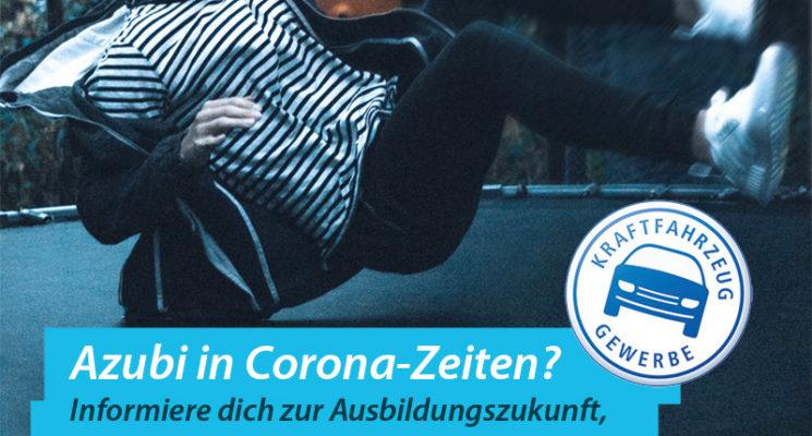 Deine Ausbildung in der Corona-Krise