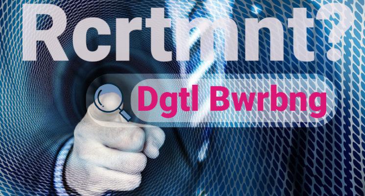 Digitales Recruitment und deine Bewerbung