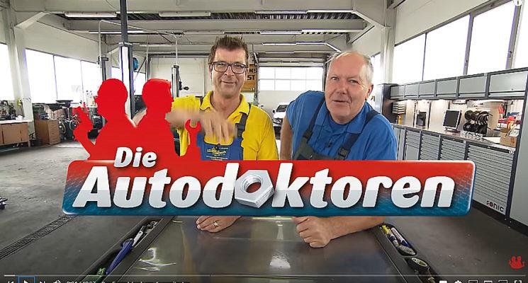 Neue Freunde: Die Autodoktoren im #wasmitautos-Freundebuch!