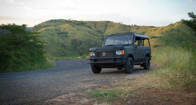 Reine Exotik: Automarken aus Afrika!